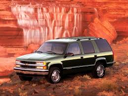 1995 Chevrolet Tahoe (gmt410) – pictures, information and specs ...