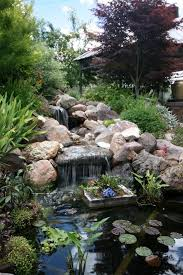 Small Picture garden design ideas small garden pond design ideas lighting