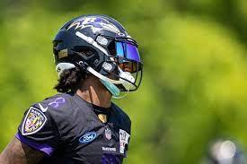 Lamar Jackson misses Ravens practice ...