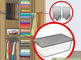 image titled organize your wardrobe step 10