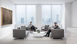 New York Office Interior Design Som Hudsons Bay Company New York Headquarters