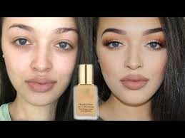 estee lauder double wear first impressions check ins you