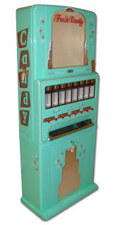 Antique Vending Machines Unique Stoner Candy Machines BITW Retro Vintage Restoration