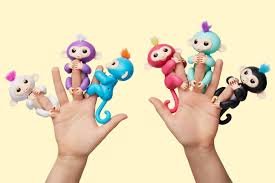 Money Where Monkey 2017 To Hot Robot Fingerlings Toy Holidays Buy OxqACdAczw