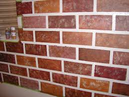 Articles With Indoor Brick Wall Painting Ideas Tag Brick Wall