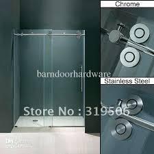 sliding glass shower door hardware from see larger image sliding shower door roller bracket