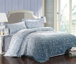 33 fashionable design ideas blue patterned duvet covers bedlinen 4pcs queen full king cotton comforter tree pattern fashion bedding sets home textile in