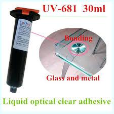 glass adhesive optical clear glue bonding adhesive for glass with metal bonding glass tile adhesive glass adhesive