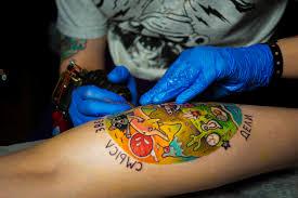 17 й санкт петербургский фестиваль татуировки