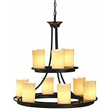 lovely allen roth 14 light oil rubbed bronze chandelier traditional of and