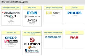new orleans la multiple sources in louisiana are reporting that as of sep 15 acuity brands lighting has terminated its partnership with long time agent