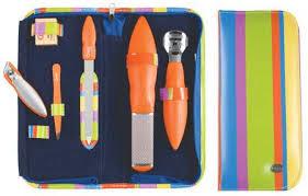 <b>Педикюрный набор №1</b> комплект из 6 предметов Pop Art, Credo ...