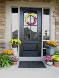 front door gl panels home design ideas