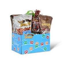amazon unique pretzels diabetic friendly gift basket grocery gourmet food