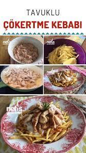 Tavuklu Çökertme Kebabı (Lokum Gibi) Tarifi nasıl yapılır? 33.697 kişinin  defterindeki bu tarifin resimli anlatımı v…   Yemek tarifleri, Yemek, Etli  yemek tarifleri