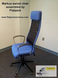 bedroominspiring ikea office chair. ikea markus swivel chair assembled by flatpack httpswwwgooglecom bedroominspiring ikea office