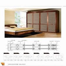 china furniture aluminum extrusion sliding wardrobe door sliding glass door aluminum profile