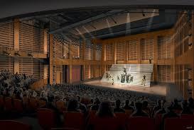 Sidney Harman Hall Washington D C Theatre Stage Fourth