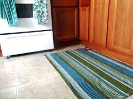 cow kitchen rug table ideas runner red
