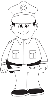 45 Police Coloring Pages To Print Police Car Coloring Pages To