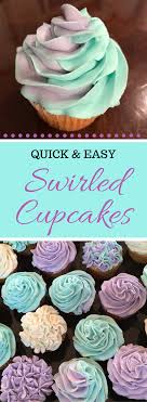 Easy Icing Designs Decorating Cupcakes With Homemade Icing Homemade