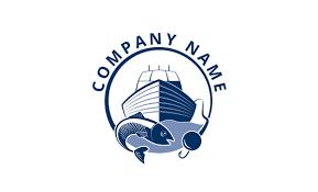 Maritime Logo Design Logo Design In Fishery And Maritime On Behance
