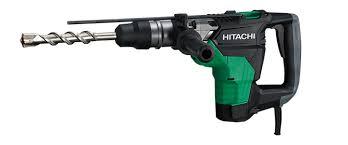 hitachi air tools. rotary hammer dh40mc hitachi air tools