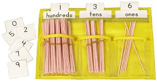 Hundreds Tens Ones Pocket Chart Counting Caddie