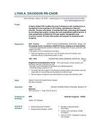 Nurse Resume Cover Letter | Krida.info
