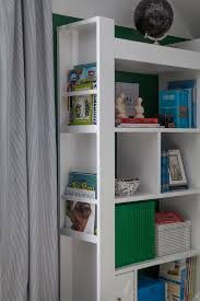 ... The-Makerista-Boys-Bookcase-Green-Room-Bookshelf-Styling-