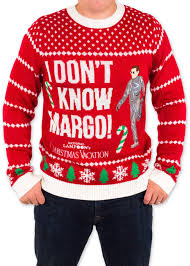 Christmas Vacation I Don't Know Margo Sweater | Festified