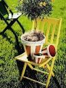 Декор для сада своими руками из подручных материалов фото