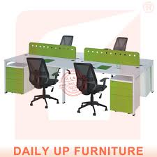 wooden office table design with 4 divisions office furniture modern office desk drawers luxury executive desk aliexpresscom buy foldable office table desk