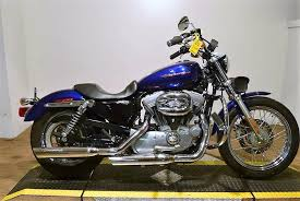 2007 harley davidson sportster 883 low used motorcycle for sale