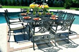 full size of kettler palma seater round outdoor dining table and chairs set garden furniture square