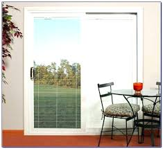 sliding doors with built in blinds blds anderson reviews patio canada pella internal