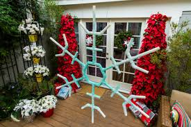 how to ken s diy outdoor snowflakes home family hallmark channel
