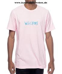 pink welcome weihnachten herren kleidung natural welcome symbol natural pink
