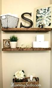 60 Inch Floating Shelves Magnificent 32 Inch Floating Shelf Cool Shelves Faux Mommy Suite Picture On