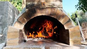 Coal Fired Pizza Oven Design How To Build A Wood Fired Pizza Oven 2016