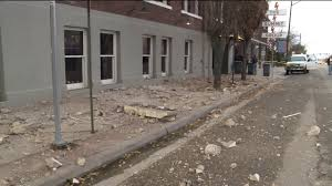 Earthquakes can cause damage and destruction on a massive scale. Live Blog 5 7 Earthquake Dozens Of Aftershocks Hit Wasatch Front