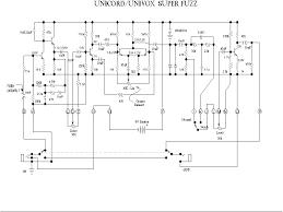 univox superfuzz pédales d effets et ampli vintage univox superfuzz