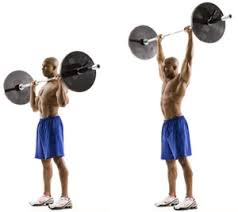 Using Multiple Rep Schemes Your Program For Power Size And StrengthSquat Bench Deadlift Overhead Press