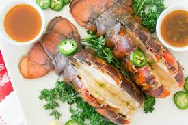 broiled lobster tails with jalapeno er