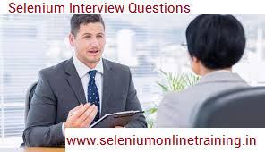 Scenario Interview Scenario Based Selenium Interview Questions With Answers Selenium