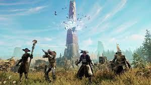 New World«: Wie Amazon alte Kolonialfantasien zum Videospiel macht - DER  SPIEGEL