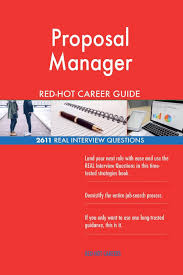 Interview Question What Do You Do For Fun Proposal Manager Red Hot Career Guide 2611 Real Interview