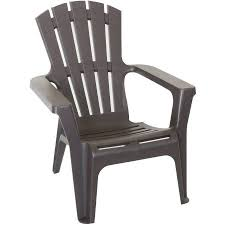 plastic adirondack chairs. Durable Commercial-Grade Plastic Adirondack Chair, Brown Chairs I