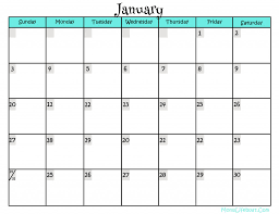 Monthly Planner Free Download Printable 2016 Monthly Calendars Clipart Images Gallery For