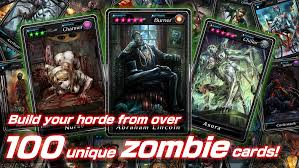 square enix releases zombie themed card